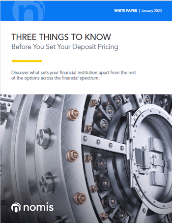 Three Things to Know Before You Set Your Deposit Pricing Cover
