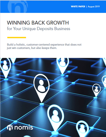 Winning Back Growth for Your Unique Deposits Business Cover